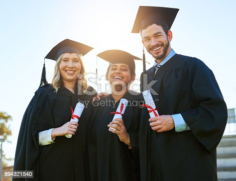 858462408istockphoto It's the end of our academic career, but not our friendship 894321540