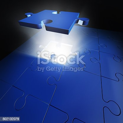 istock It's the final piece of the puzzle 502132079