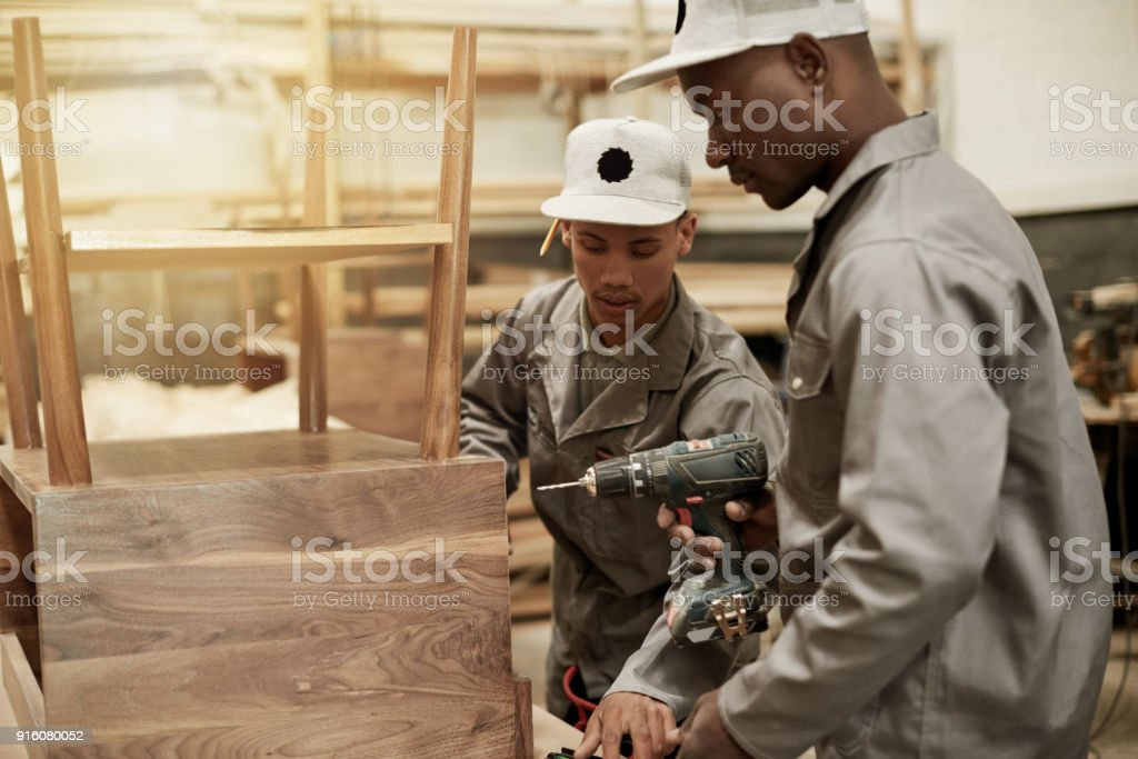 It's the little things that count stock photo