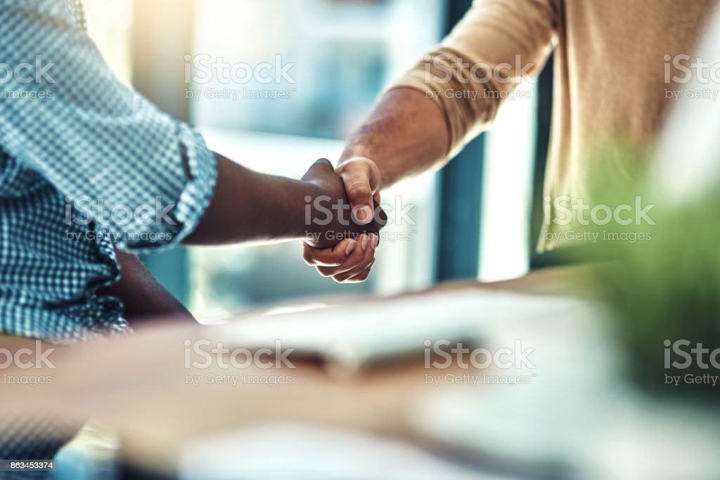 It's the start of amazing things stock photo