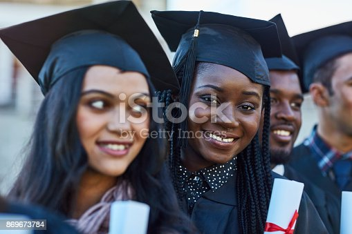 istock It's the start to a bright new future 869673784