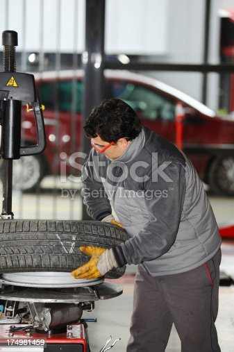 898487280 istock photo It's time for new tires 174961459