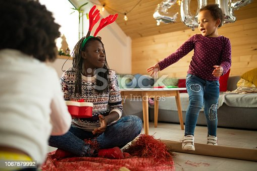 istock It's time for presents 1067879992