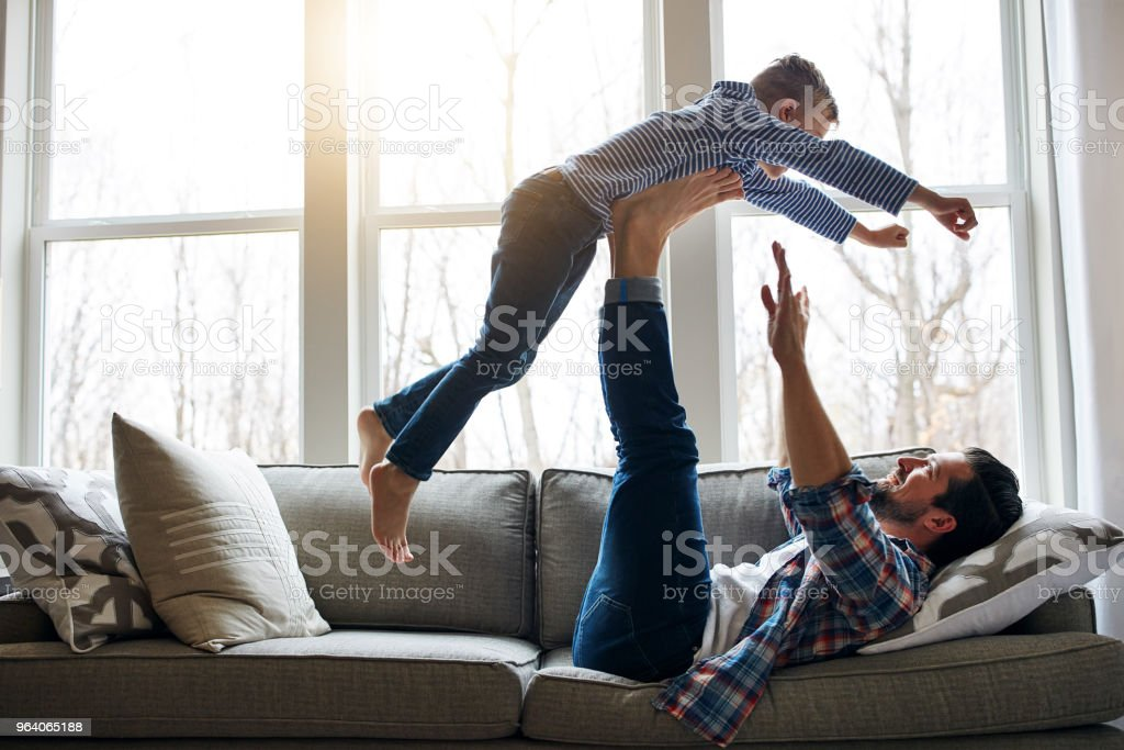 It's turning out to be a fun-filled day - Royalty-free Adult Stock Photo