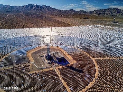 istock Ivanpah Solar Thermal Energy Plant in California 1044816376