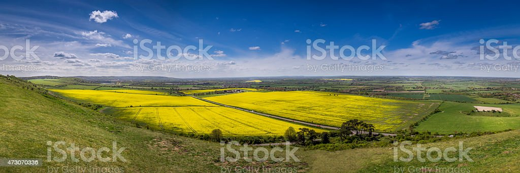 Ivinghoe stock photo