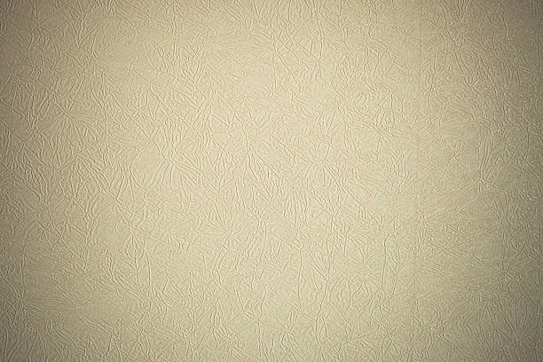 Ivory Artificial Leather Background Texture stock photo