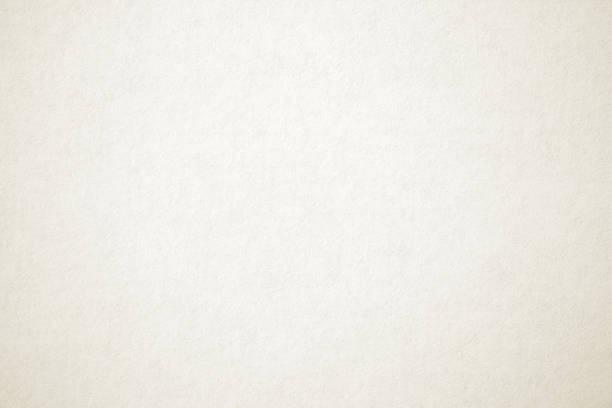 kość słoniowa od białego papieru tekstura - beżowy zdjęcia i obrazy z banku zdjęć