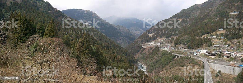 Iya Valley stock photo