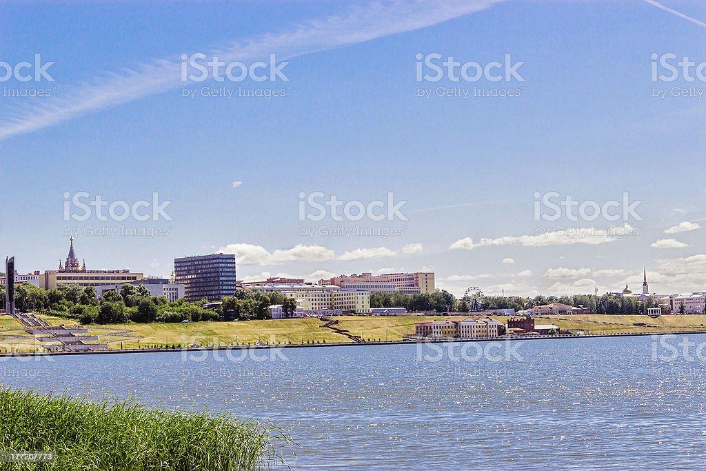 izhevsk stock photo
