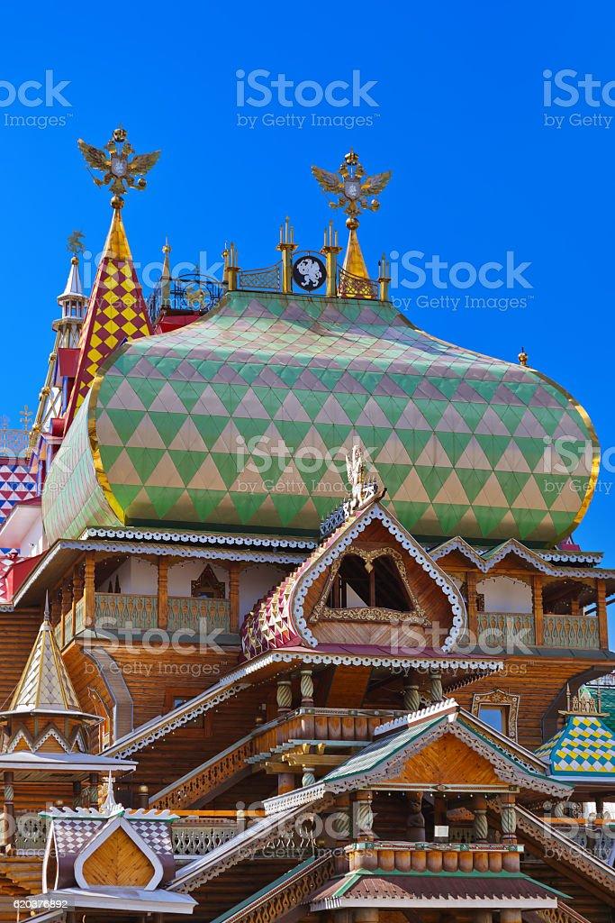 Izmailovo Rosji-Moskwa Kremla zbiór zdjęć royalty-free