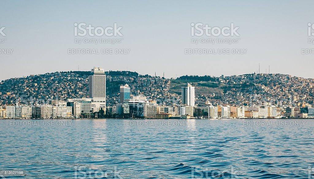 Izmir stock photo