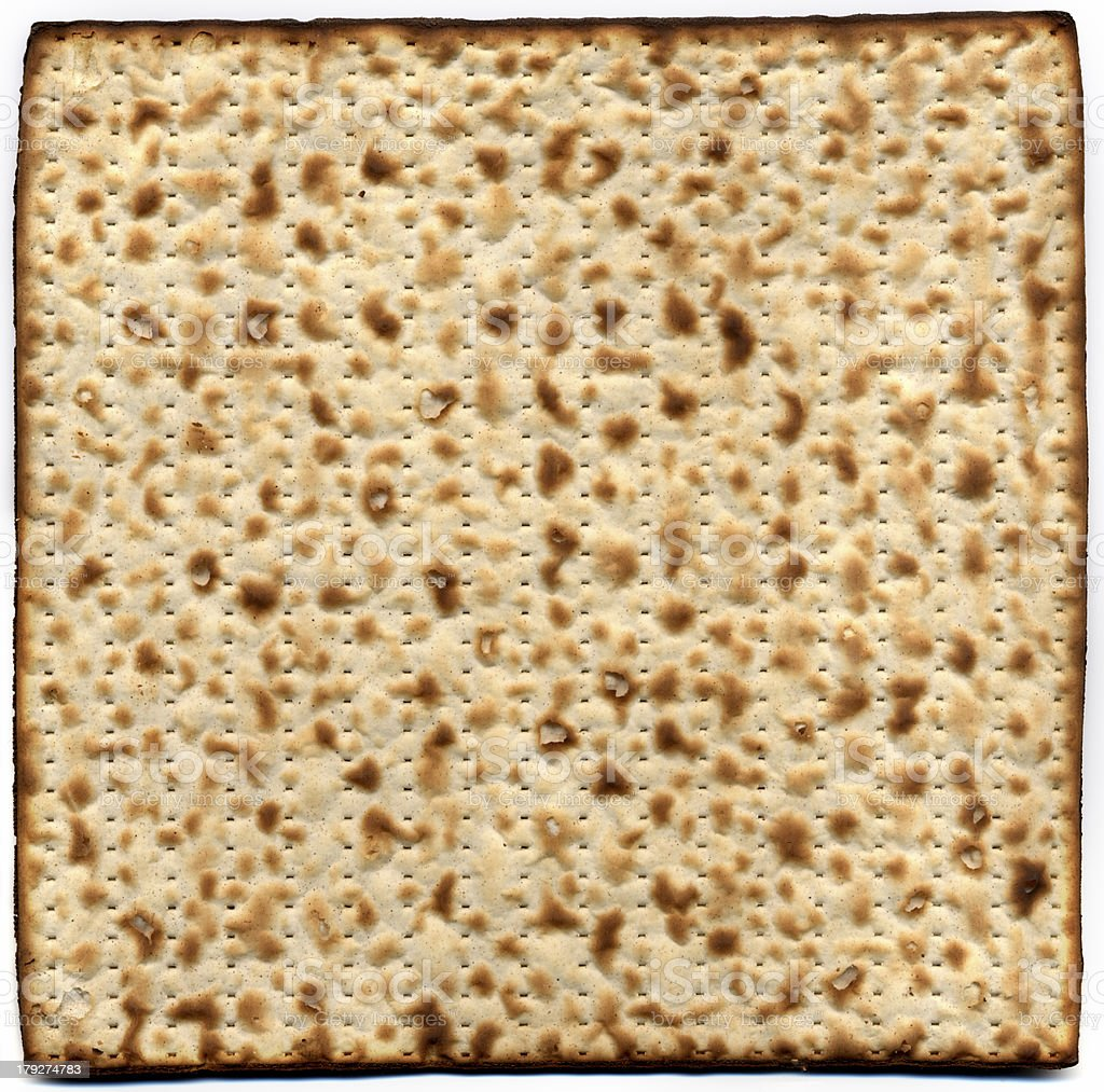 Izraeli Matzah royalty-free stock photo
