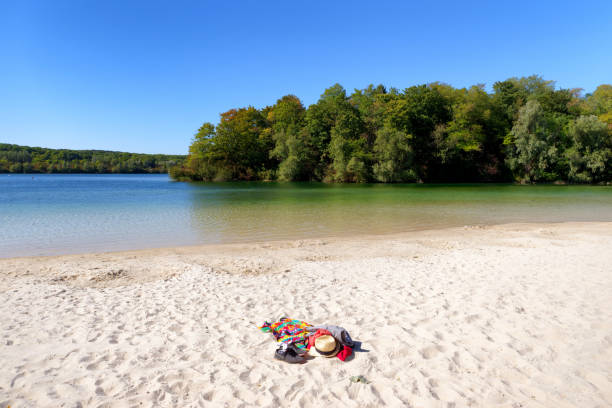 Jablines- Annet beach in Seine et Marne - Photo