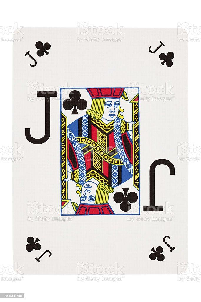 Jack club stock photo