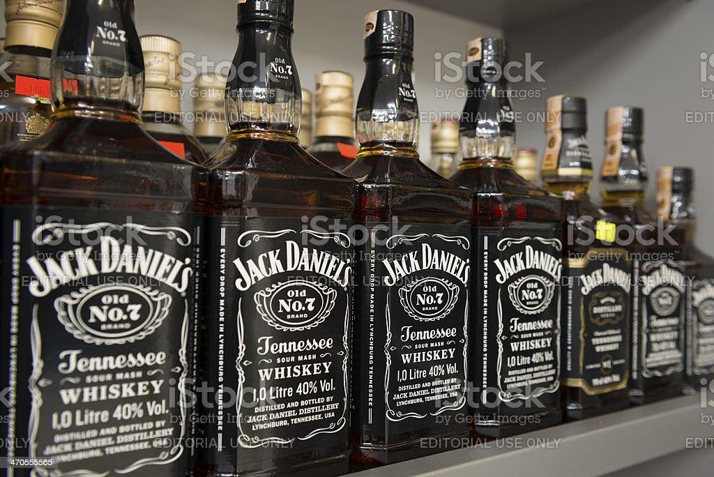 Jack Daniel's - foto de stock