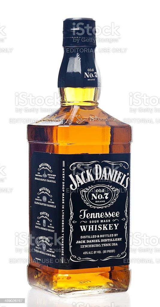 Jack Daniel's, Tennessee, whisky - foto de stock