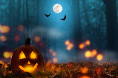 istock jack lantern in the halloween night 1034198064
