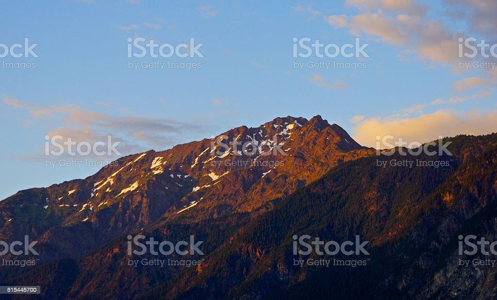 Jack Mountain stock photo