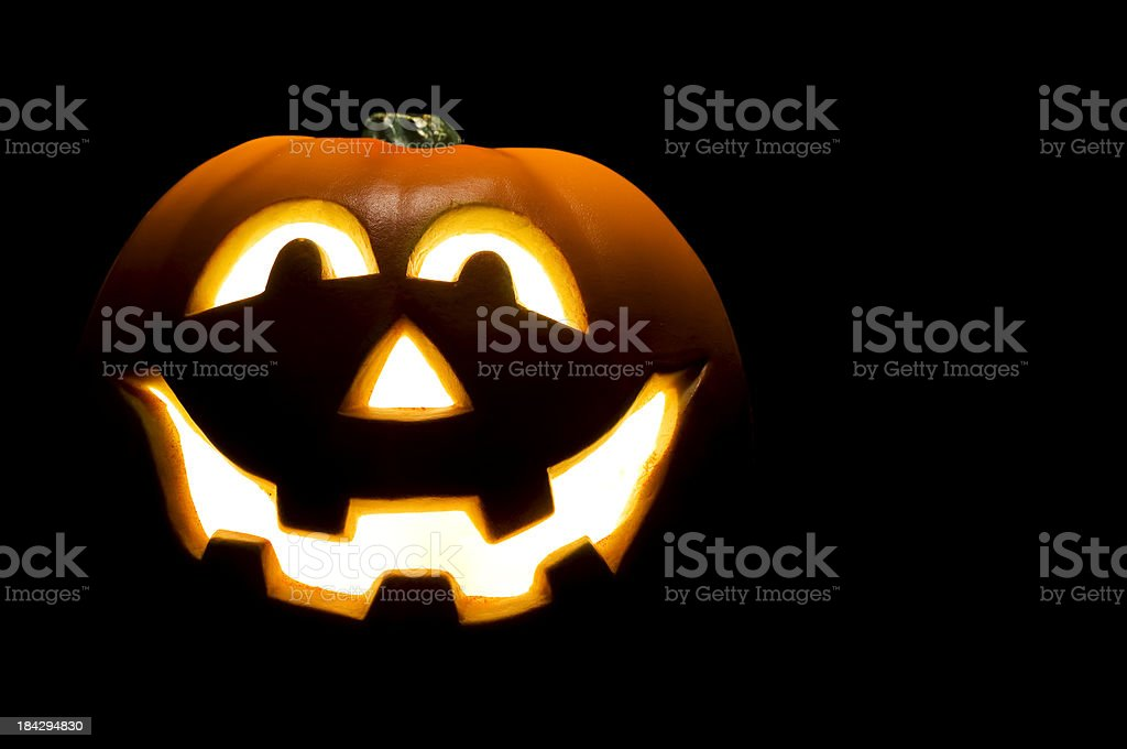 Jack O Lantern royalty-free stock photo