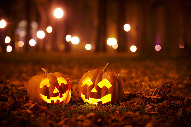 jack o lantern jack o lantern pumpkin stock pictures, royalty-free photos & images