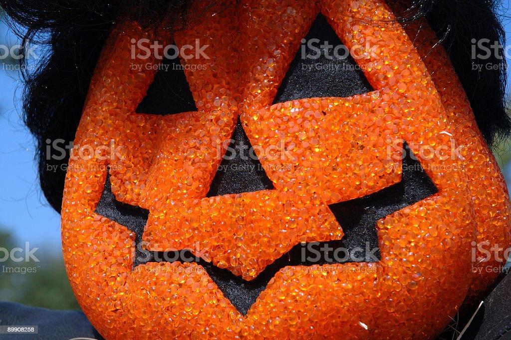 Lanterna de Halloween foto de stock royalty-free