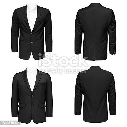 istock Jacket and shirt 699848334