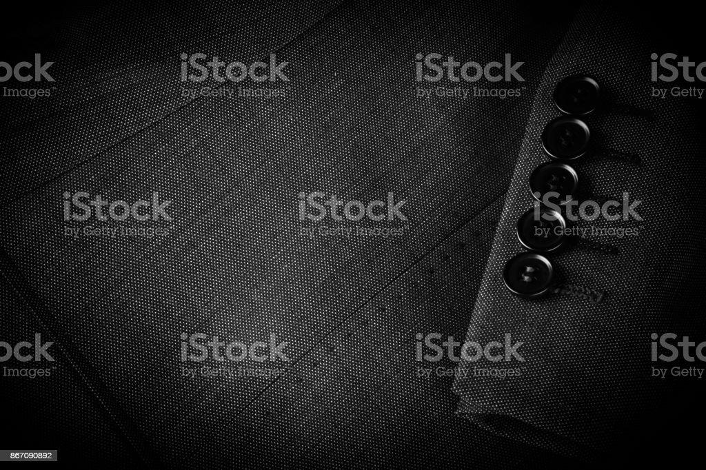 Jacket close up stock photo