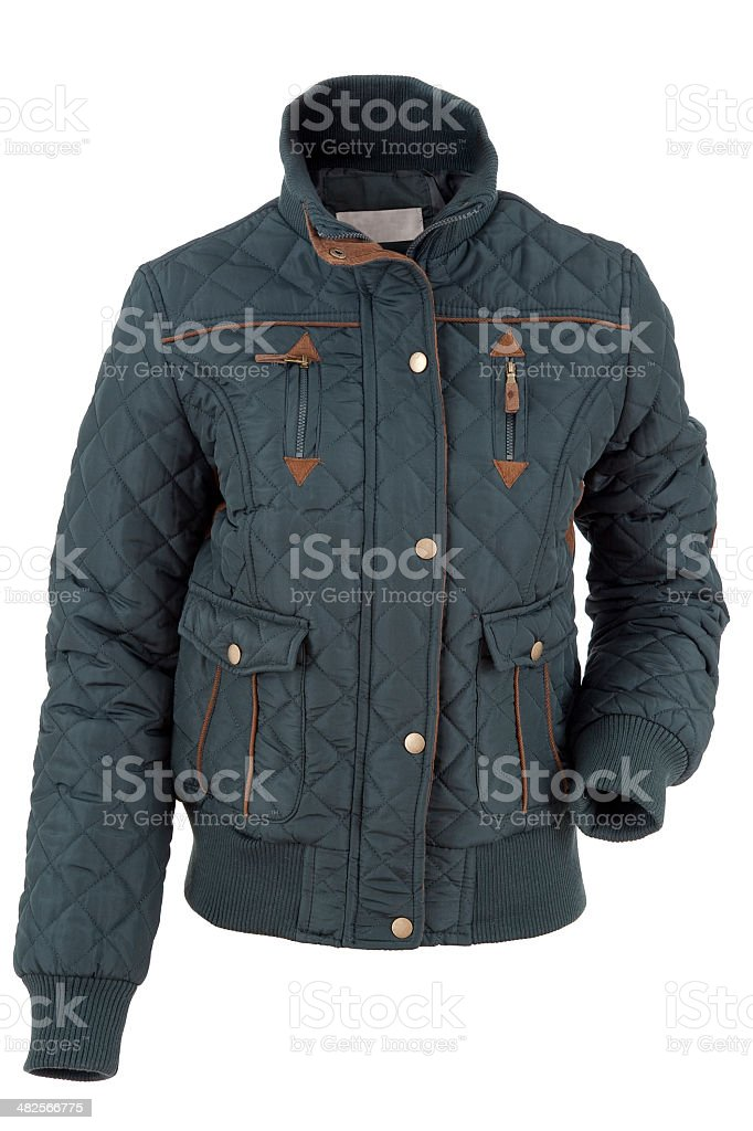 jacket royalty-free stock photo
