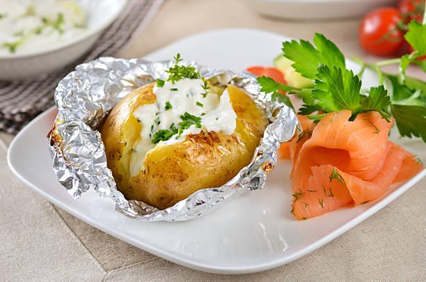 Jacke-Kartoffel – Foto