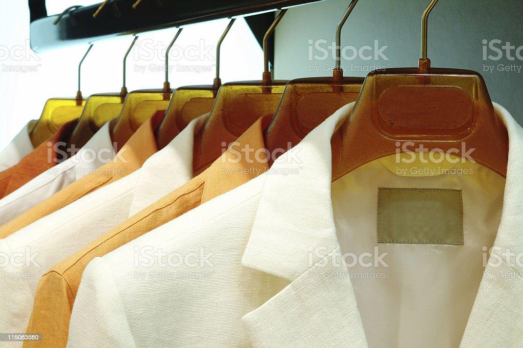 jackets royalty-free stock photo