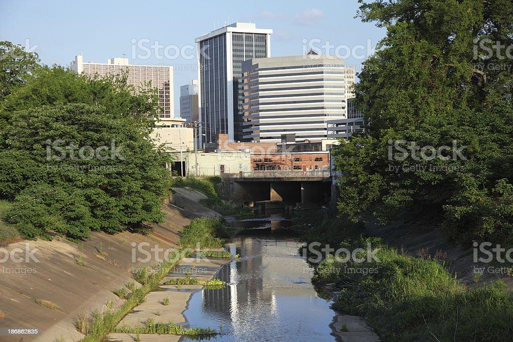 Jackson, Mississippi stock photo