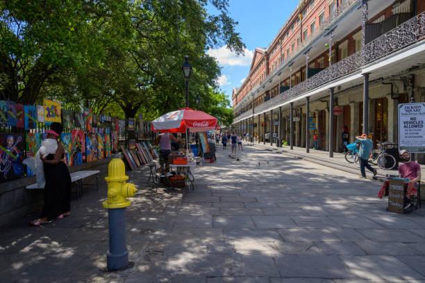 Fußgängerzone Jackson – Foto