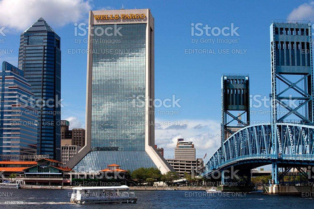 Jacksonville Florida stock photo