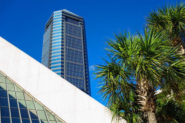 Jacksonville, Florida stock photo