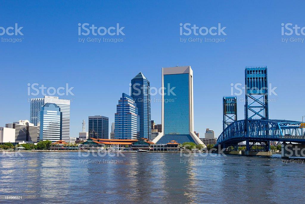 Jacksonville, Florida, USA stock photo