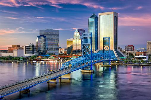 Jacksonville Florida Usa Stock Photo - Download Image Now