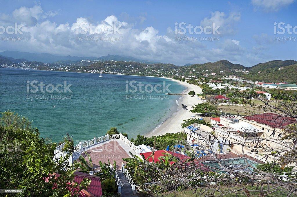 Jaco Beach  Costa Rica stock photo