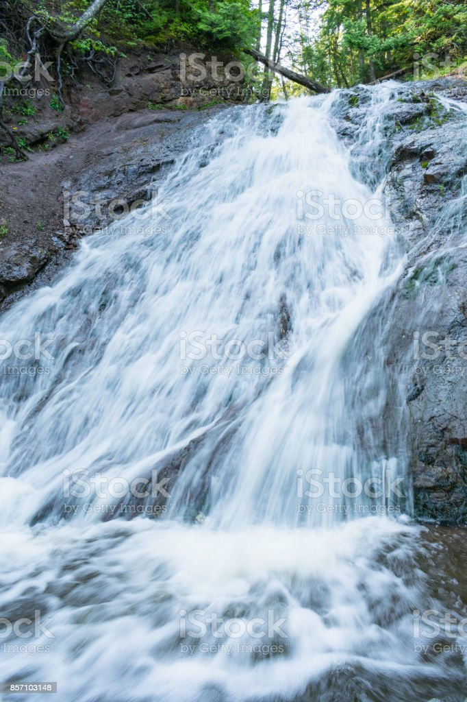 Jacob's Falls stock photo