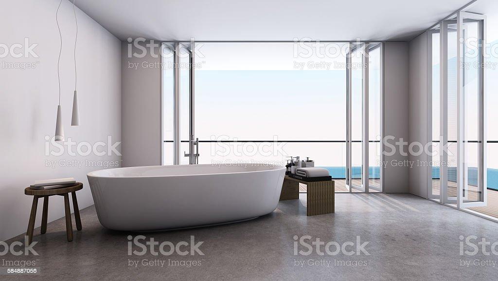 Vasca idromassaggio vasca idromassaggio progettazione moderno loft