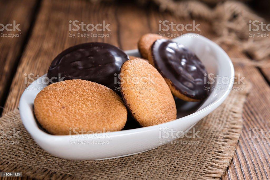 Jaffa Cakes stock photo