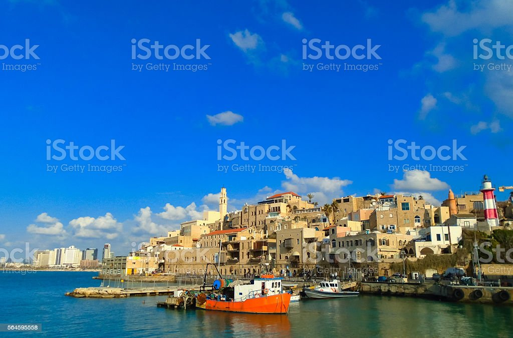 Jaffa, Israel stock photo