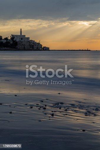 istock Jaffa 1295039870