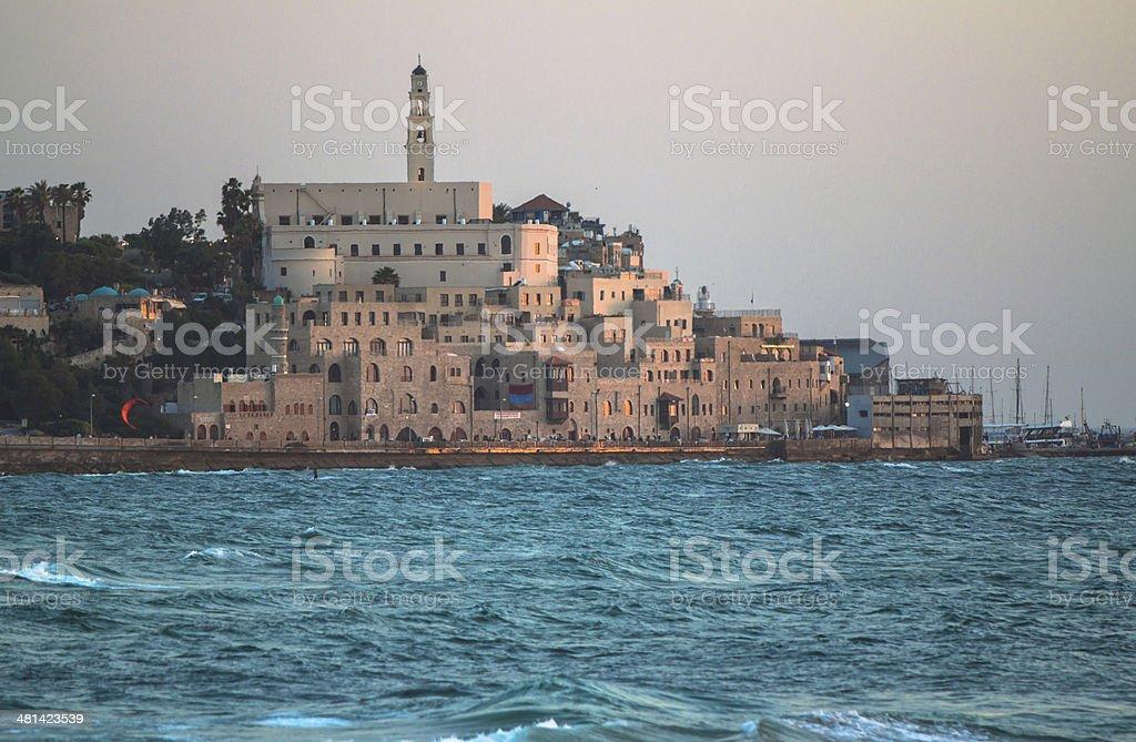 Jaffa stock photo