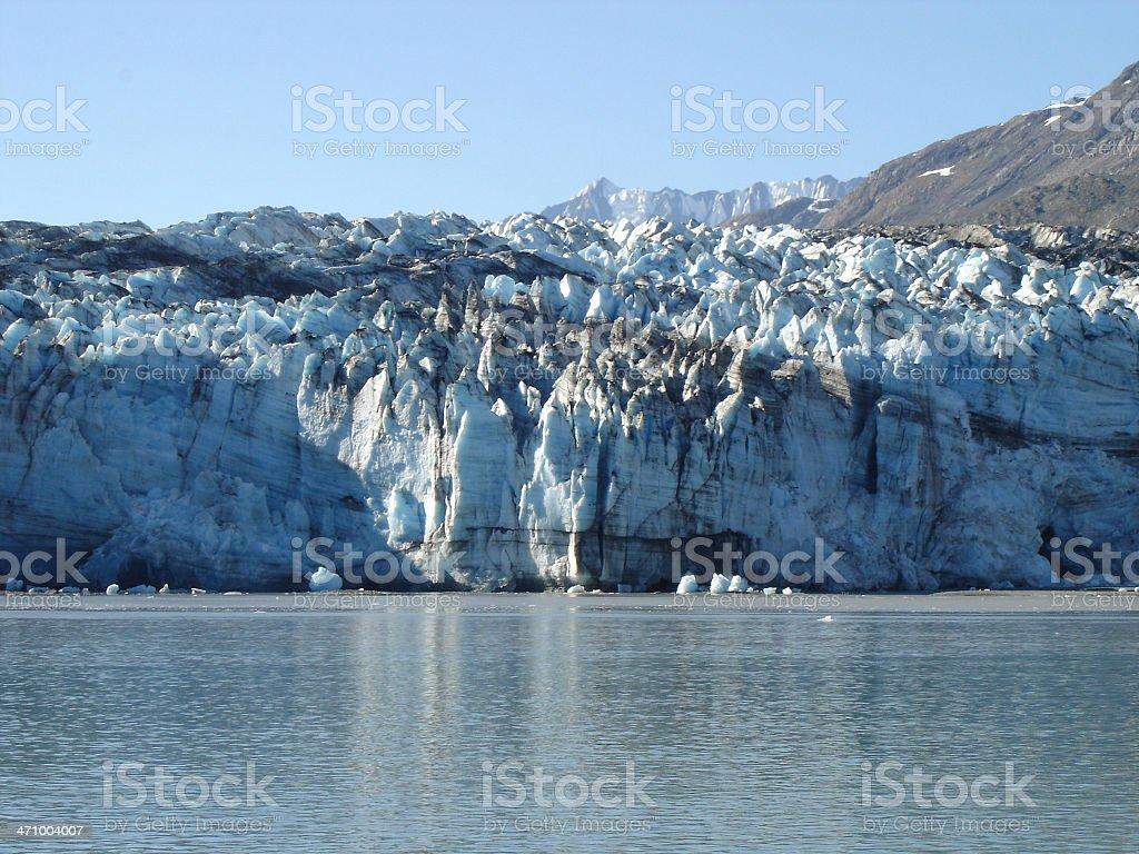 Jagged Teeth of Ice royalty-free stock photo