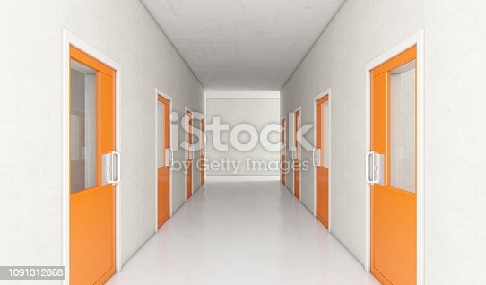 istock Jail Cell Modern Interior 1091312868