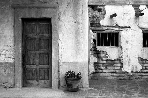 Jail House Door