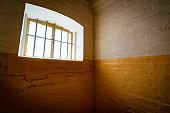Jail interior