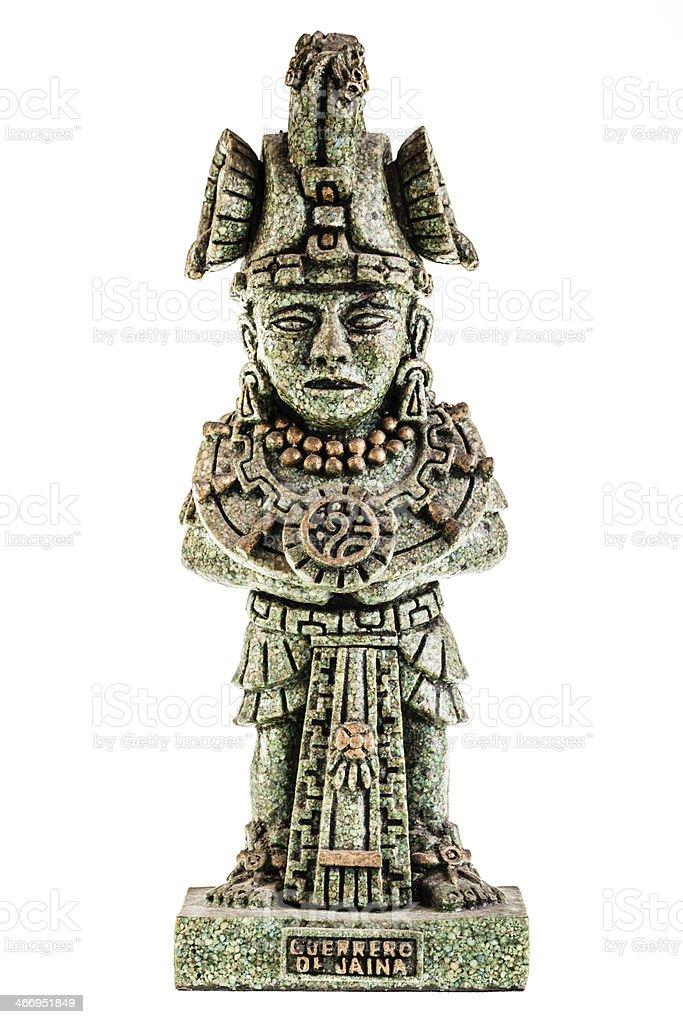 Jaina warrior stock photo