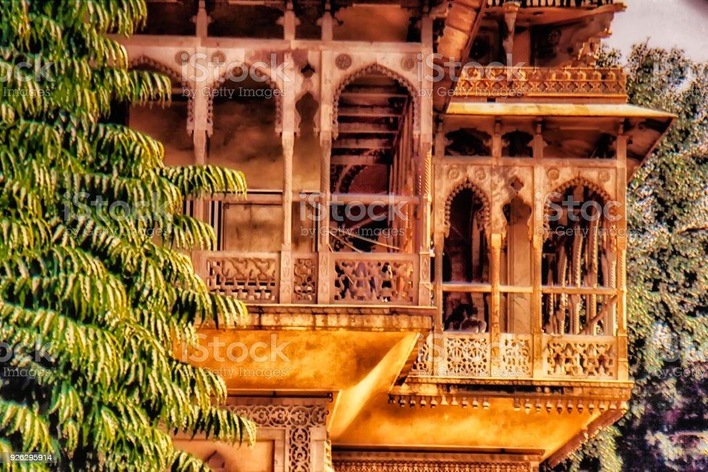 Jaipur-Haus – Foto